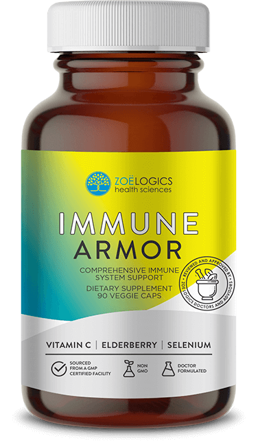 Get Fit to Fight Immune Armor