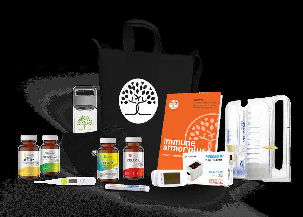 Get Fit to Fight Immune Plus