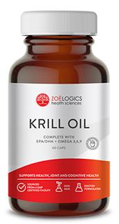 zoe store krill oil